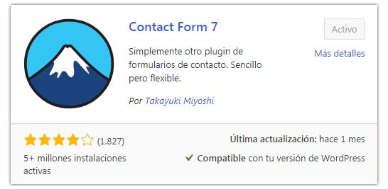 contact form 2 columnas