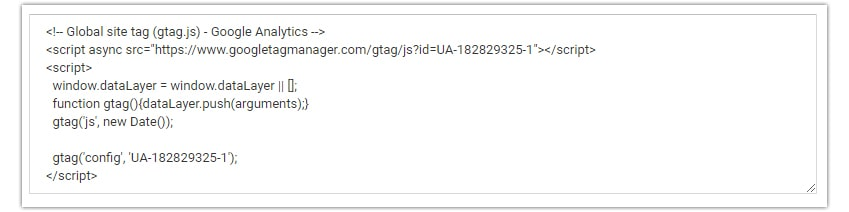 plugin analytics para wordpress
