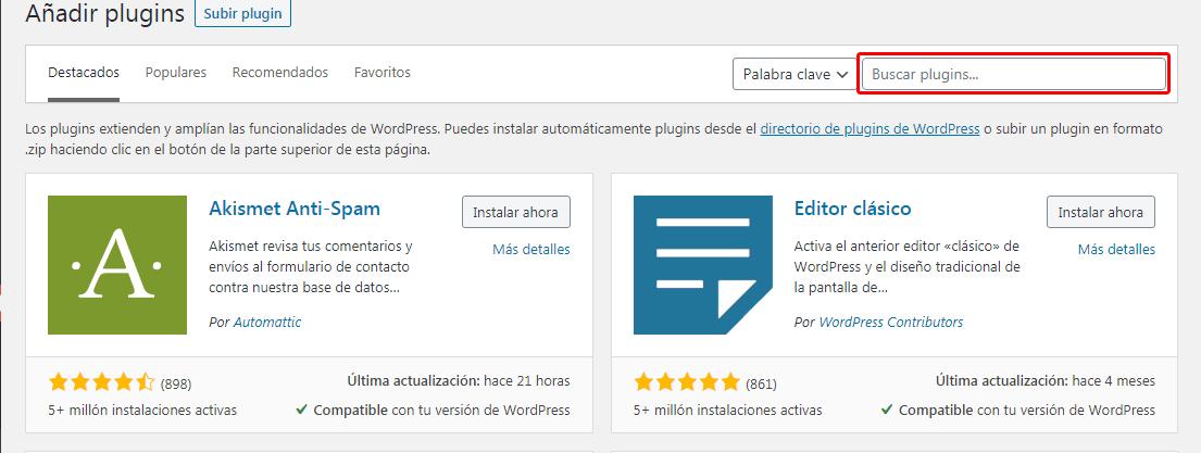 optimizar imagenes wordpress