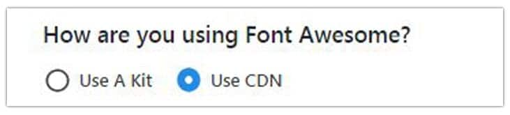 font awesome divi