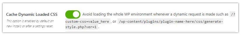 caché dinamica asset cleanup wordpress