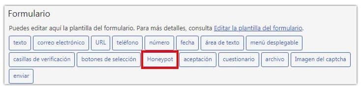 shortcodes de contact form 7