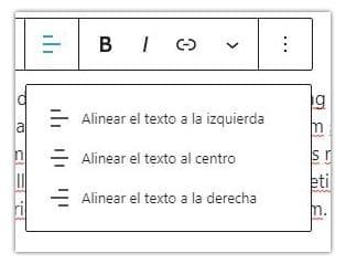 bloques en wordpress