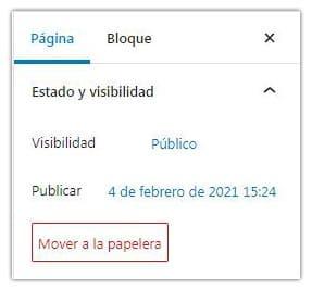editor wordpress