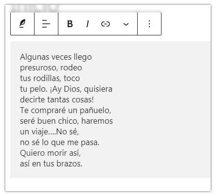 editor bloques wordpress